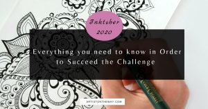 Inktober 2020- Everything you need to know to succeed the challenge