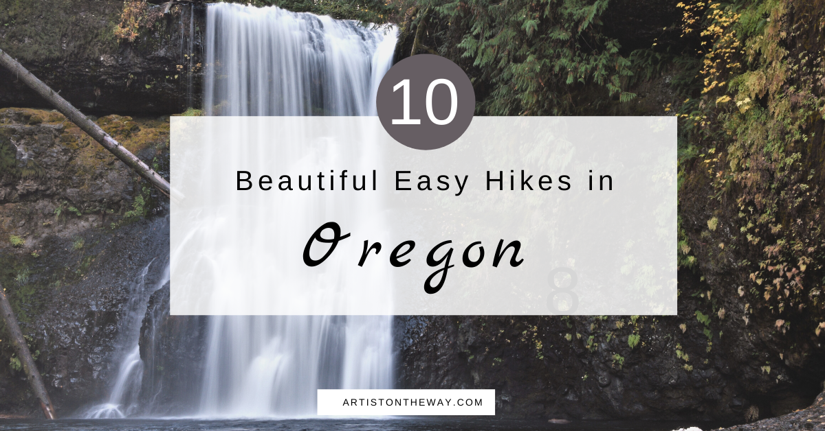 10 Beautiful Easy Hikes in Oregon