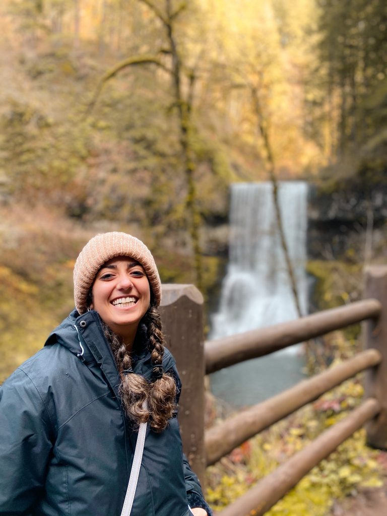 Silver Falls- Easy hikes in Oregon